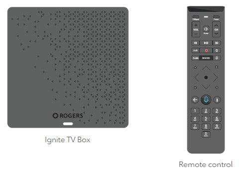 Rogers Ignite TV manual